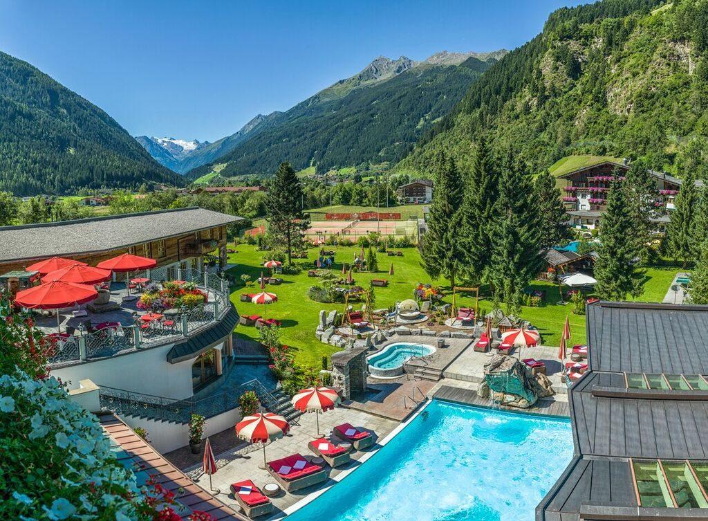 Spa Hotel Jagdhof Österreich Fitness Retreat Ramona Braganza