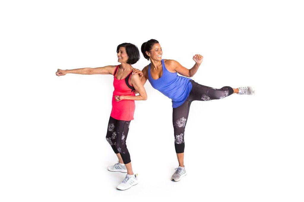 Ramona Braganza Hollywood Fitness Retreat Jagdhof