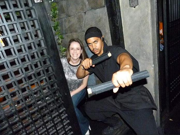 Ninja Restaurant New York Verrückte Restaurants
