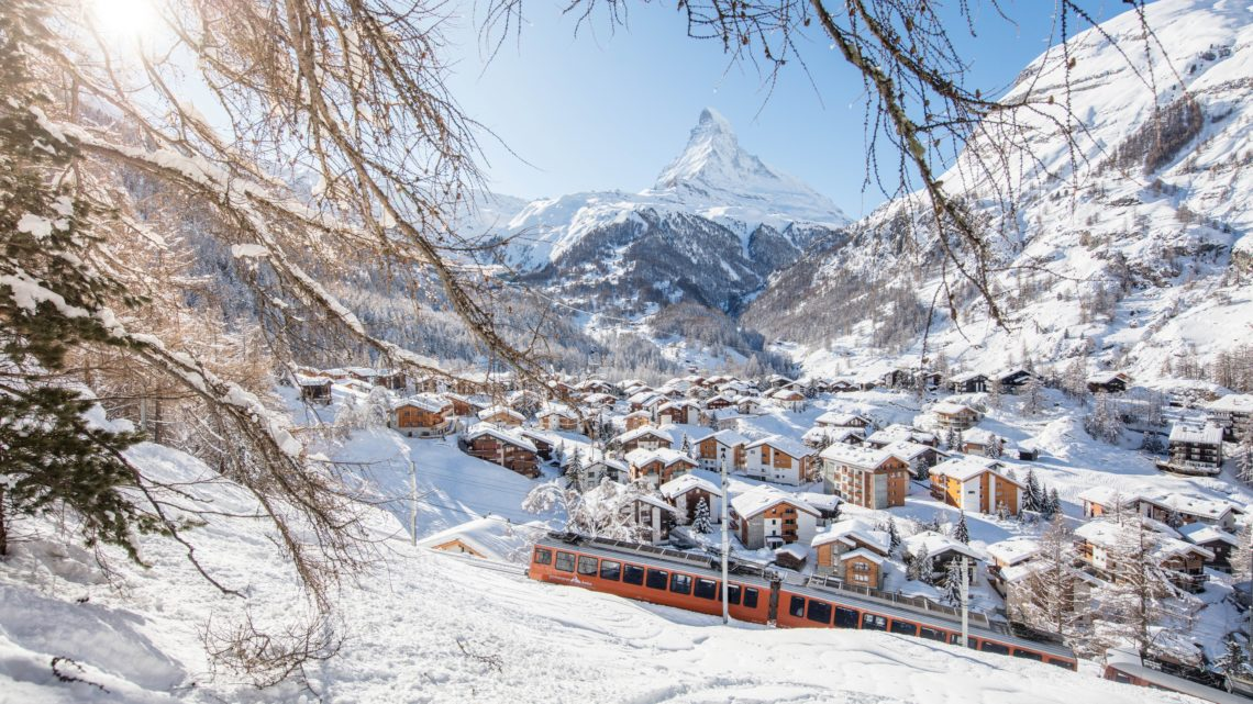 Gornergradbahn Zermatt News Destination