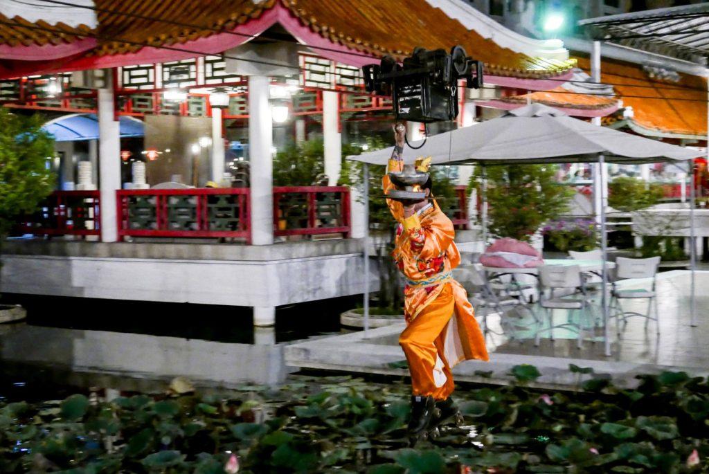Royal Dragon Bangkok Verrückte Restaurants
