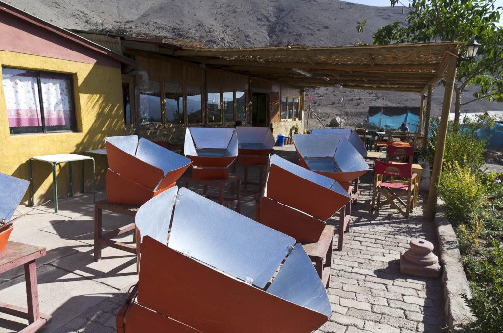 Solar Villaseca Vicuna Verrückte Restaurants