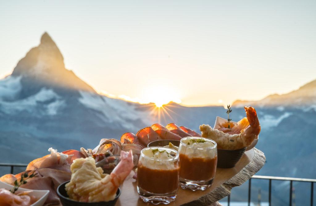 Kulinarik Zermatt Taste of Zermatt