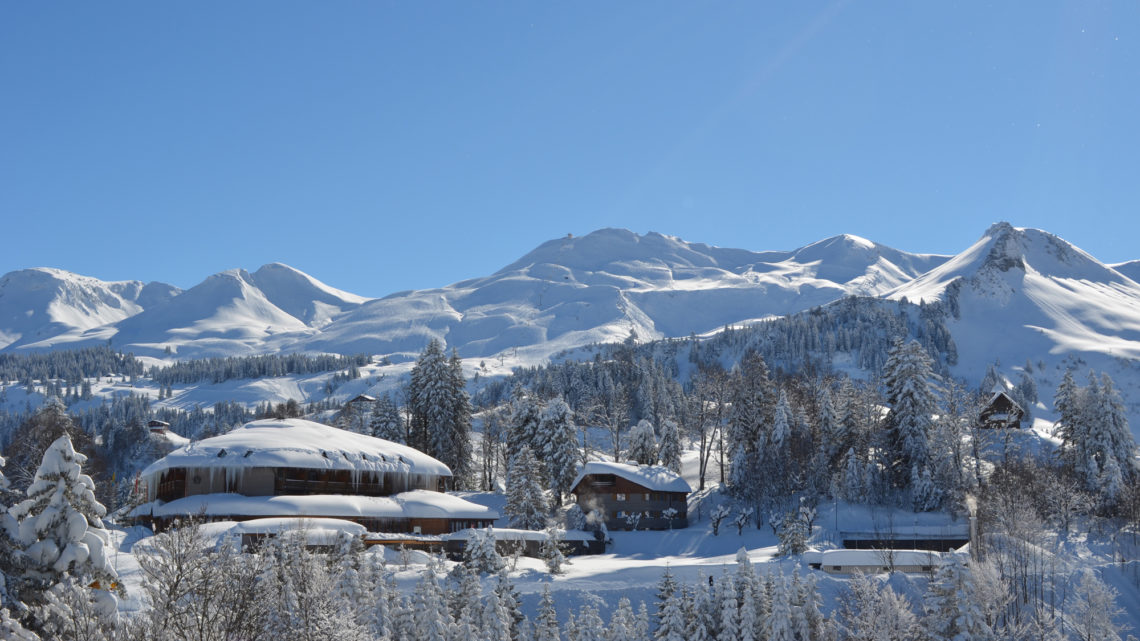 Stoos Wellnesshotel Bergdorf Stoos steilste Standseilbahn der Welt