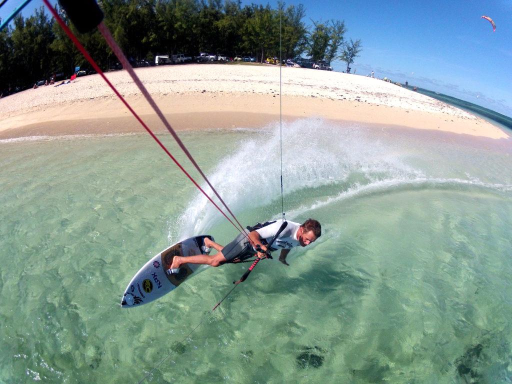 Kite Surf Mauritius Reisen Travel