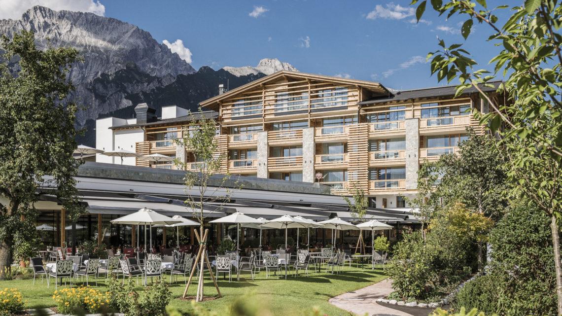 Alpenresort Schwarz Tiroler Urlaubsparadies