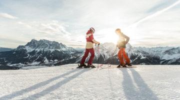 Tiroler Zugspitz Arena Skigebiet