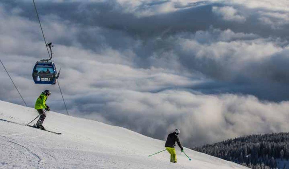 Ski Hotel Post Lermoos Österreich