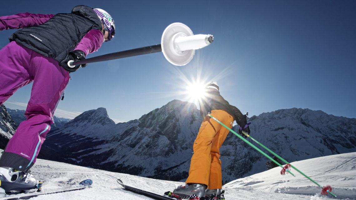 Ski Ehrwalder Alm Hotel Post Lermoos