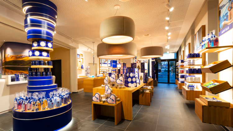 NIVEA Flagship Store designed by Matteo Thun City Resort a-ja Zuerich(c)Christopher Tiess fuer a-ja Resort und Hotel GmbH