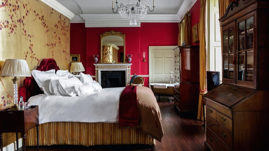 Kinross House Schottland Oetker Collection Bedroom