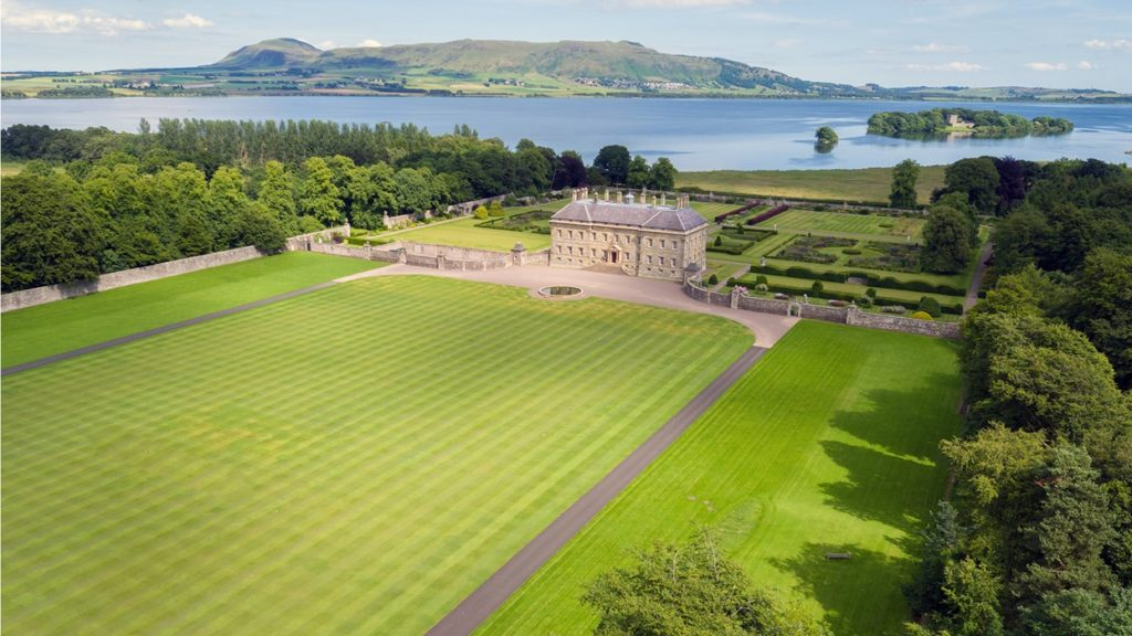 Kinross House Schottland Oetker Collection Garden