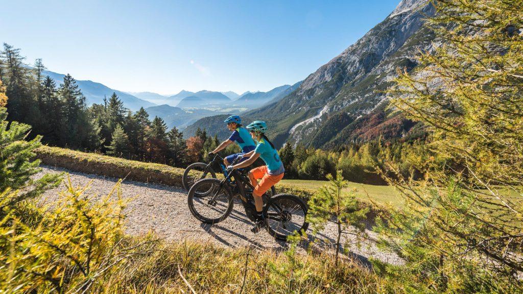 Astoria Resort Seefeld Tirol Biken Olympiaregion