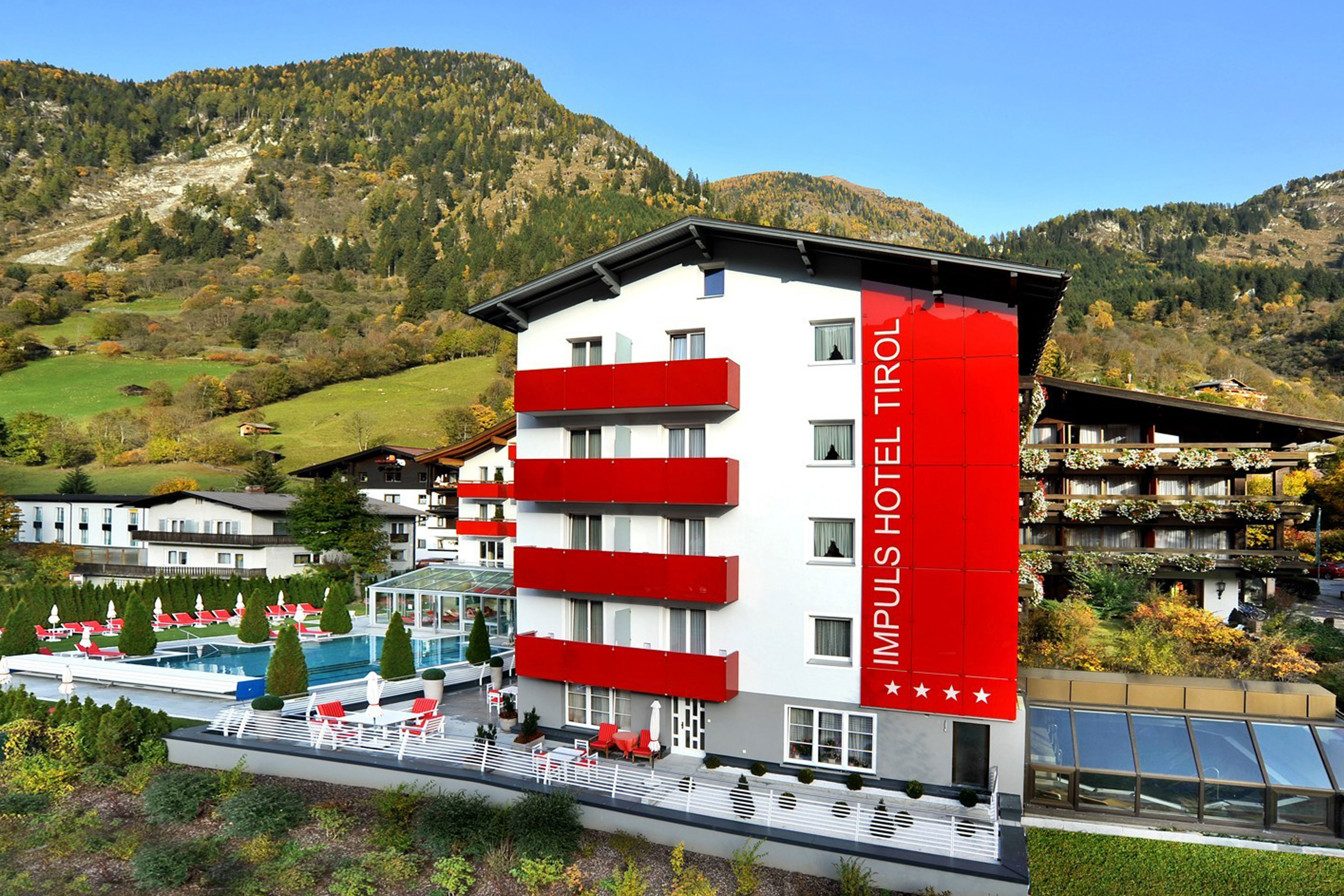 Impuls Hotel Tirol Bad Hofgastein World Of Wellness