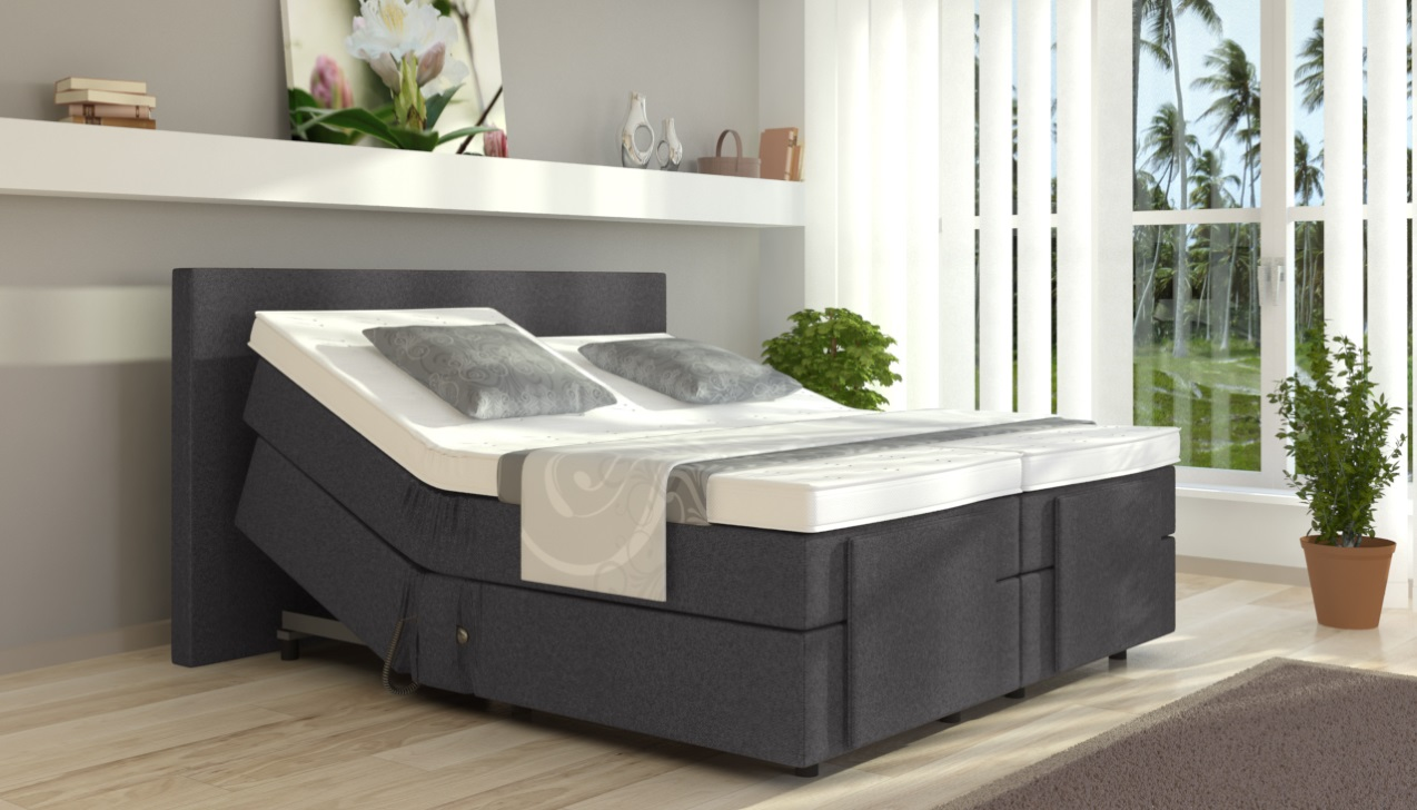 Boxspringbett luxus  BOXSPRINGBETT – LUXUS & WELLNESS IM SCHLAF - world of wellness