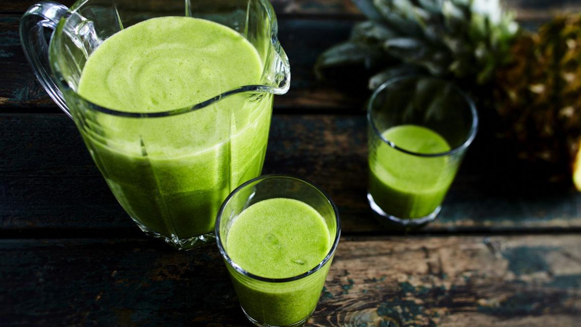 Juice Green Saft Detox