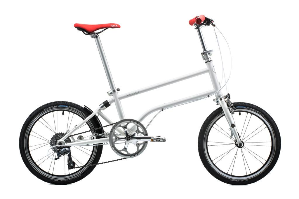 VELLO Urbano Fahrrad Stadt Geschenk Weihnachten