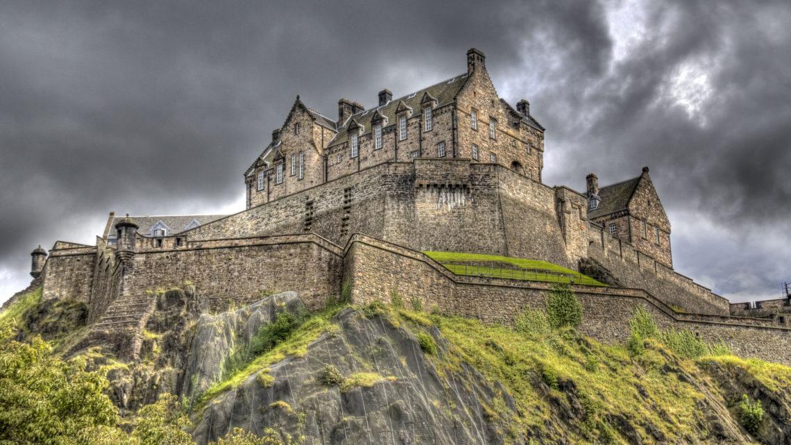 Edinburgh Castle Harry Potter