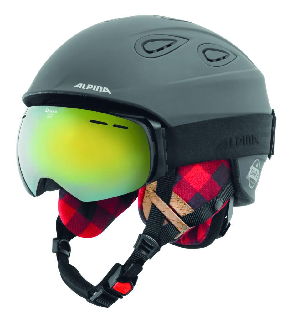 Alpina Helm Skibrille Geschenk Weihnachten Sportler