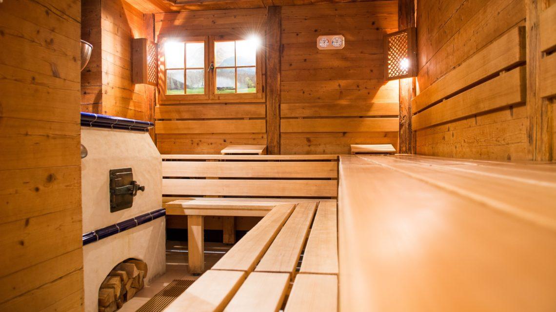 Burgmühle Sauna Spa