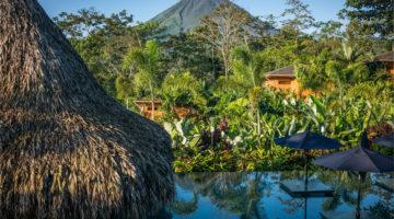 Costa Rica Urlaub Reisen Vulkan Gebirge Landschaft Vegetation Flora