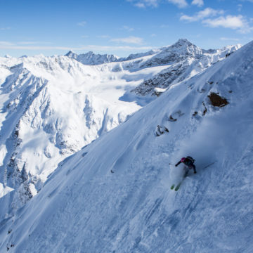 Pitztal Wildface Freeride World Extreme