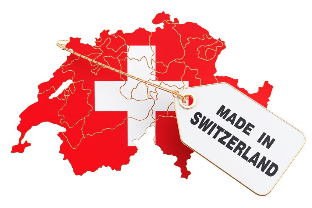 Kosmetikland Schweiz