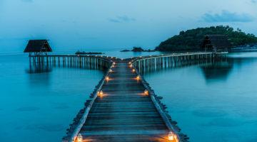 Best Hideaways Bawah Island