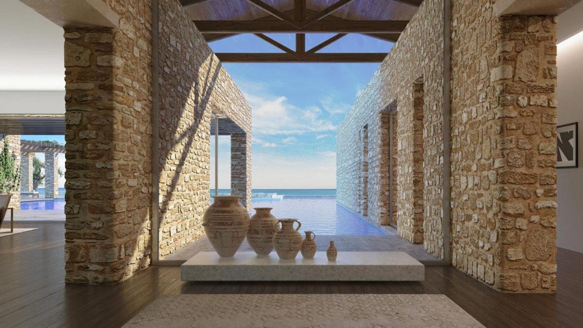 Costa Navarino Anazoe Spa The Westin Resort