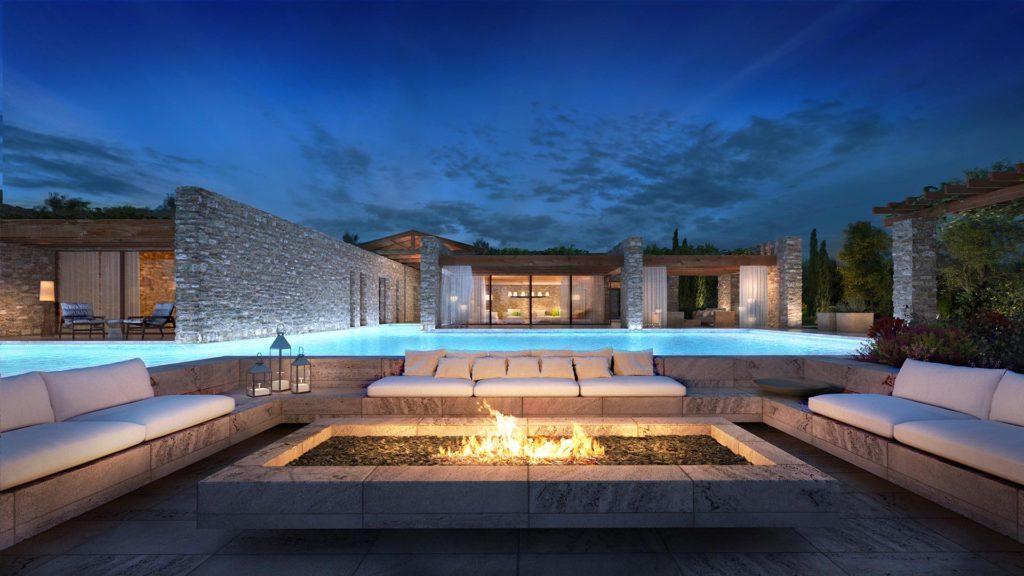 Anazoe Spa Costa Navarino The Westin Resort