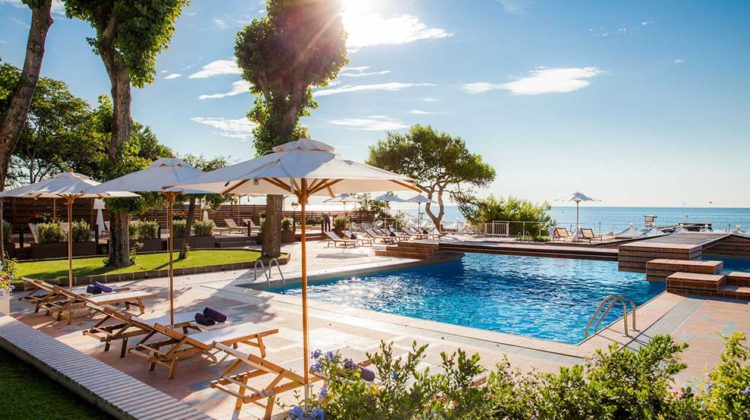 Hotel Excelsior Venice Lido Resort Neueröffnung Pool