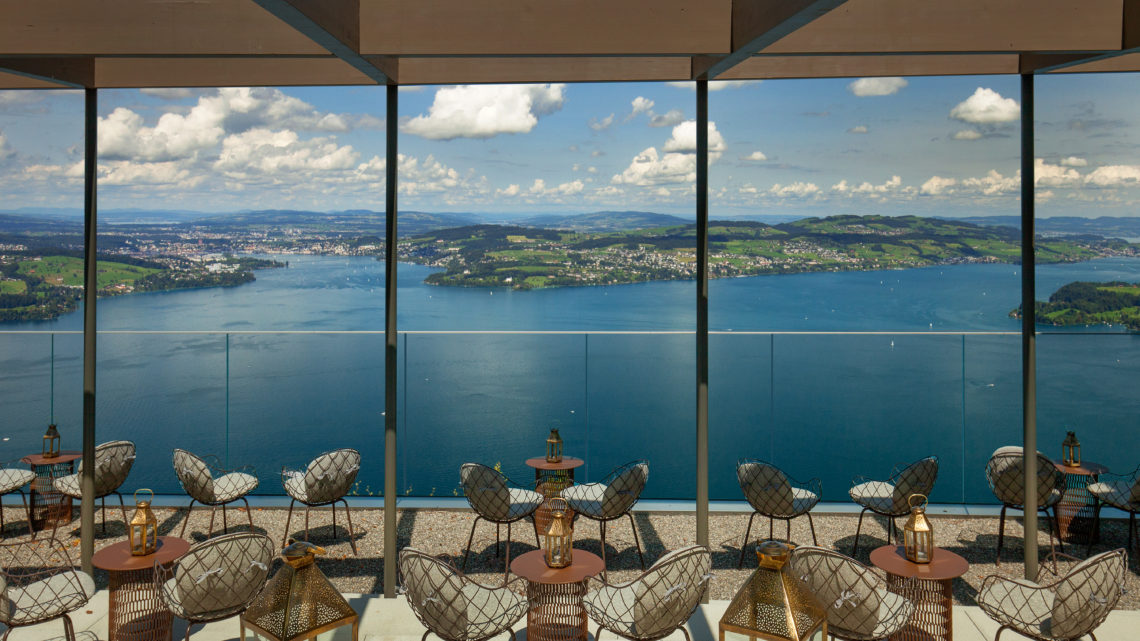 Bürgenstock Resort Alpine Spa Infinite Muttertag Pfingsten Angebote