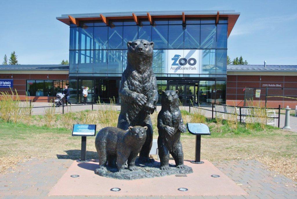 Winnie the Pooh Winnipeg Reisen