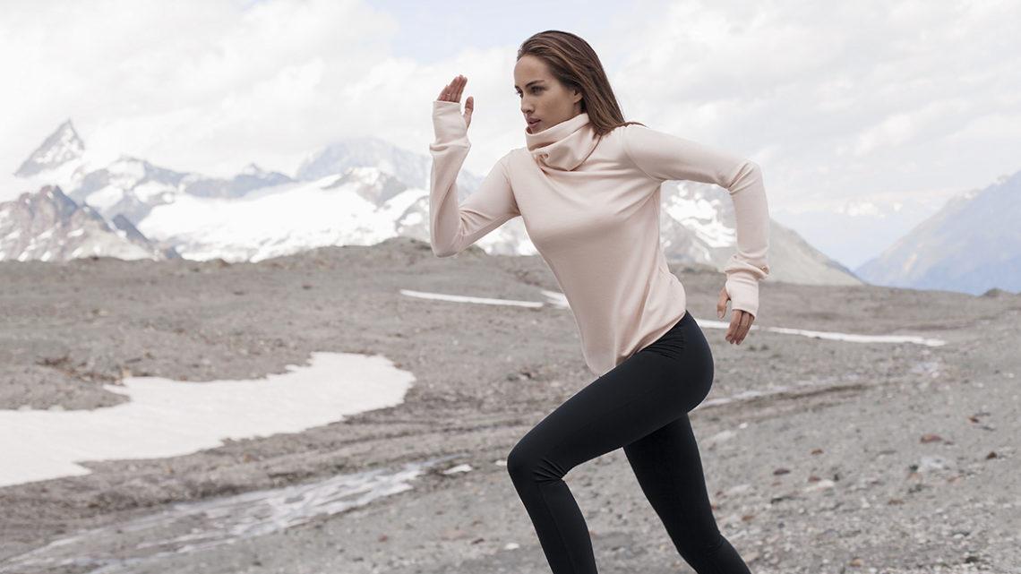 INA KESS Sportwear Schweizer Label Sportbekleidung