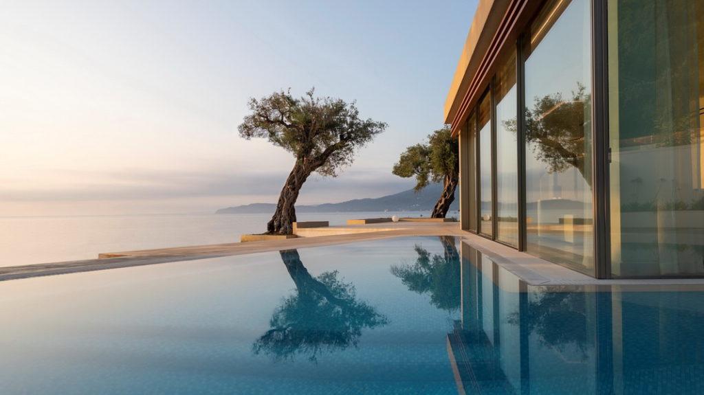 Domes Miramare Korfu Best Hideaways Getaway Retreat Luxury