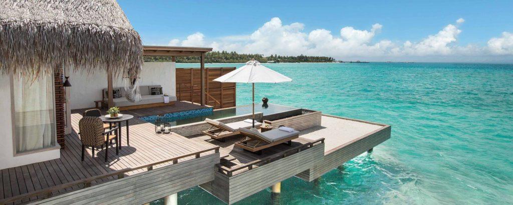 Fairmont Maldives Sirru Fen Fushi Malediven Best Hideaways Retreat Getaway