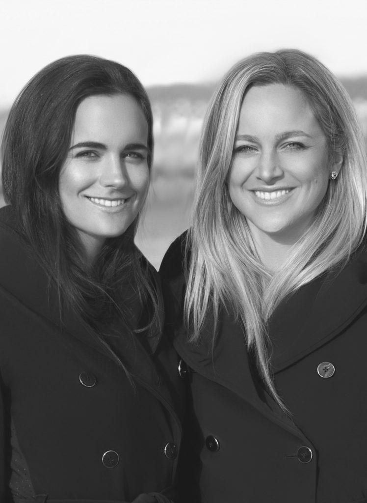 Isabelle und Katharina Staub INA KESS Sportwear
