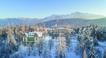 Waldhaus Flims Alpine Grand & Spa