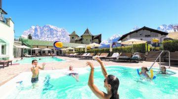 Hotel & Resort Alpenrose Leermoos Familien Urlaub Wellness Luxus
