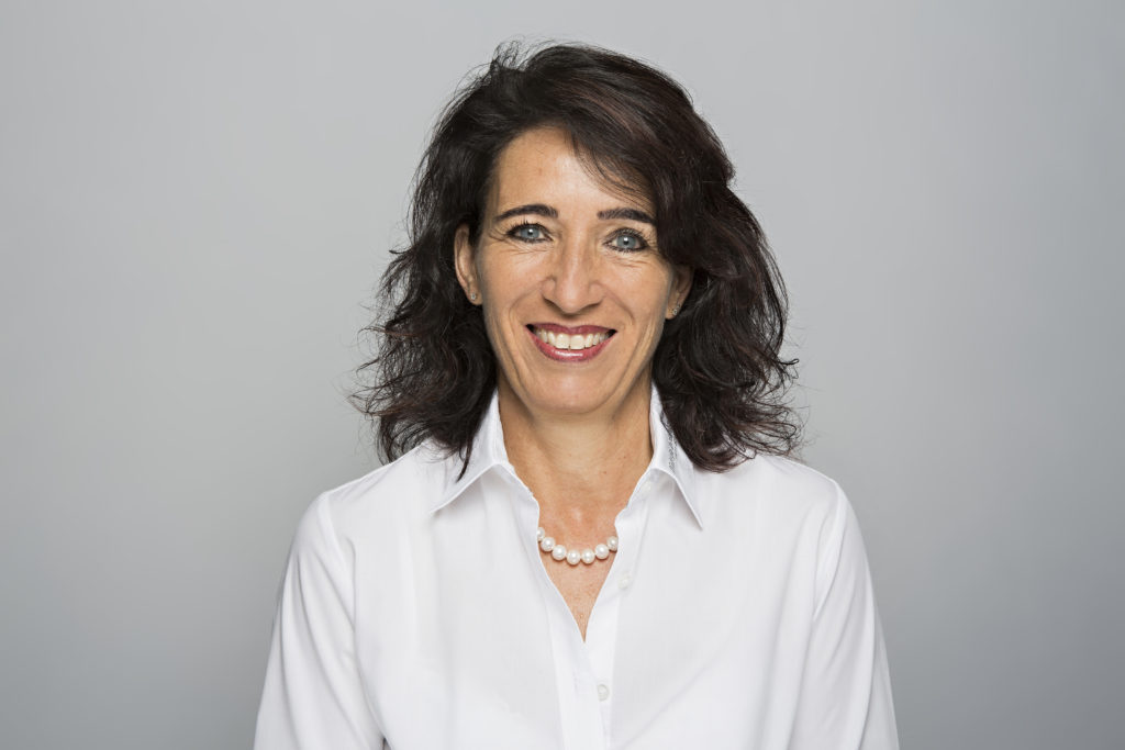 Caroline Studer Mila d'Opiz Kosmetik 80 Jahre Mila d'Opiz Jubiläum