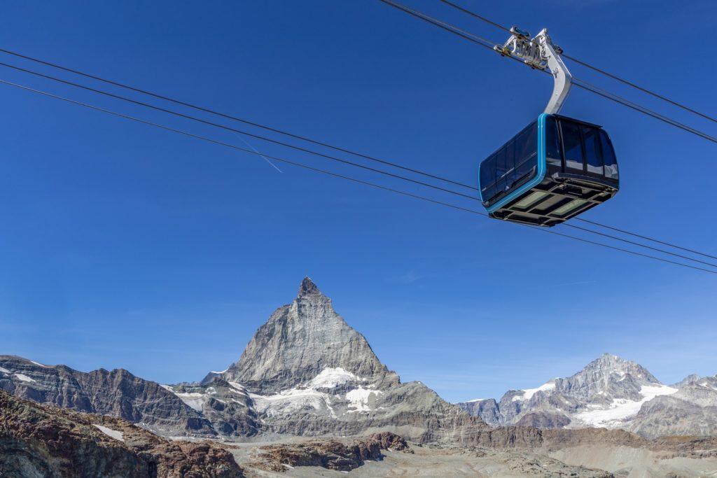 Zermatt 3S-Bahn Swarovski Bergbahnen Zermatt News