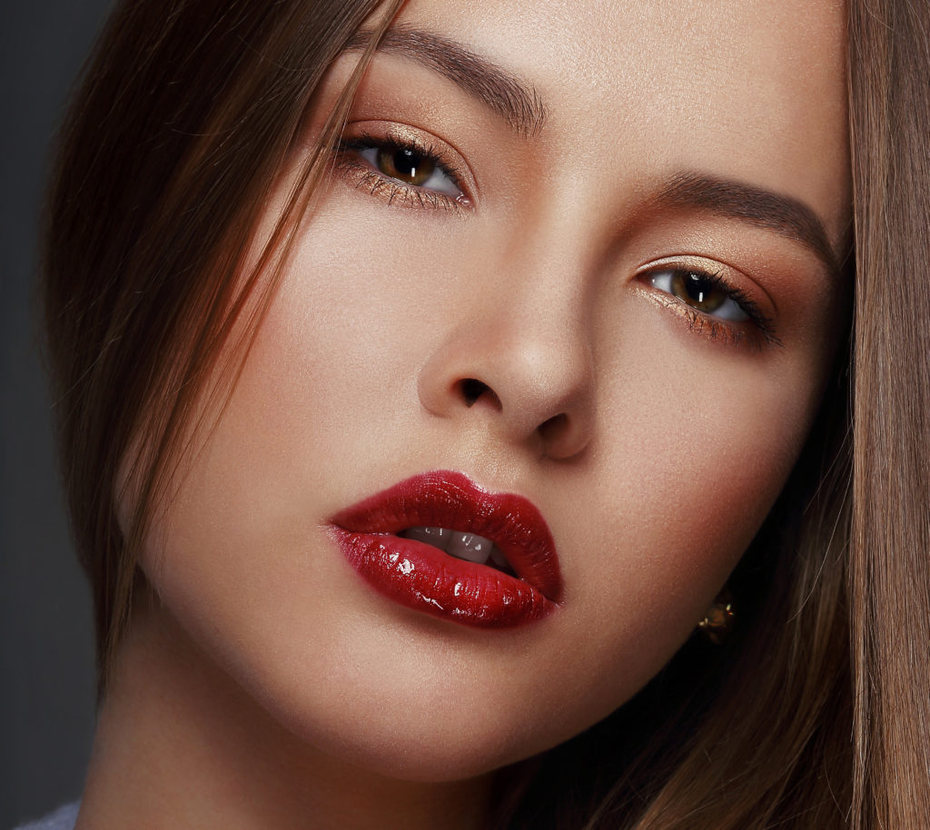Silvester Make-Up Schminken Schminktipps Neujahr