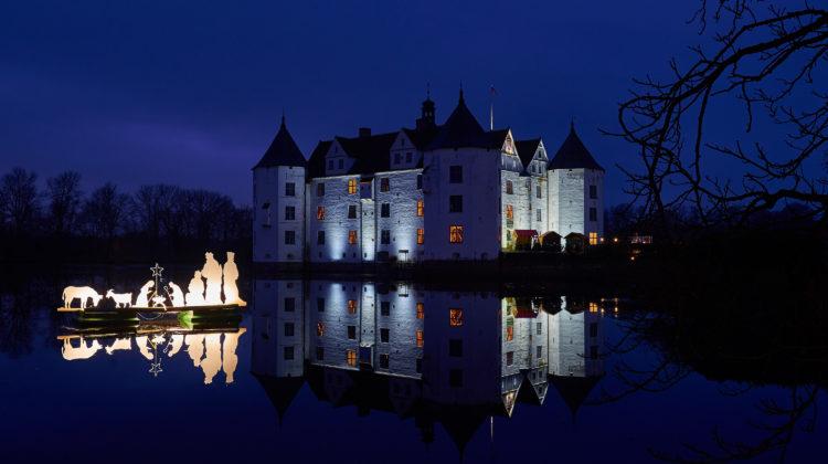Schloss Glücksburg Märchenweihnacht