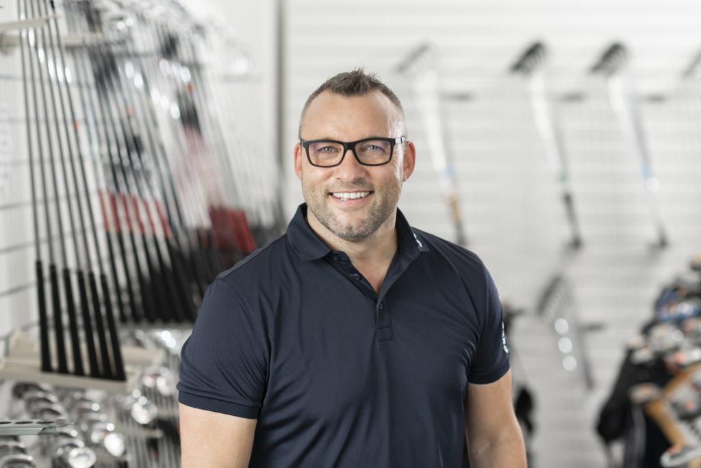 Marc Rohr CEO und Inhaber Golfers Paradise Golfen