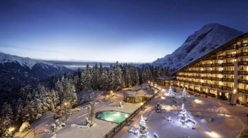 Hotel Interalpen Tyrol Tirol 5-Sterne-Hotel