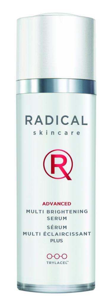 Radical Advanced Multi Brightening Serum, 30 ml, CHF 168.–  Top-Produkte für die Haut