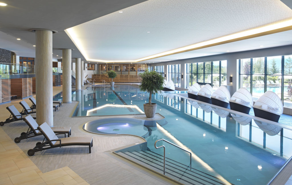Interalpen-Hotel Tyrol Spa Wellness