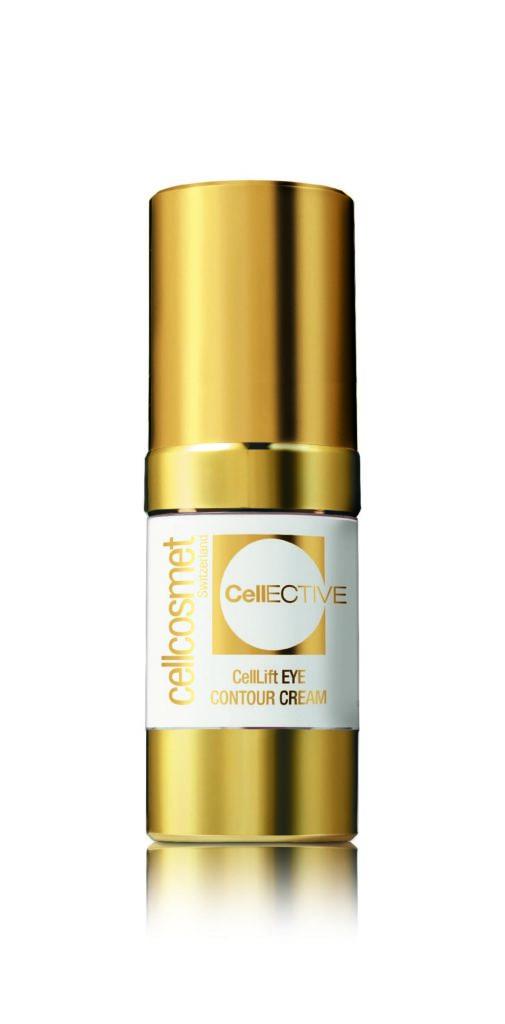 Cellcosmet Cellective CellLift Eye Contour Cream, 15 ml, CHF 285.– Top-Produkte für die Haut