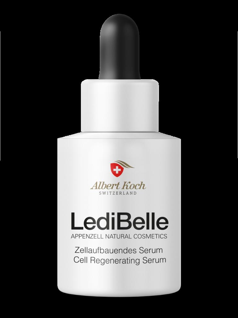 LediBelle Zellaufbauendes Serum, 30 ml, CHF 59.– Top-Produkte für die Haut