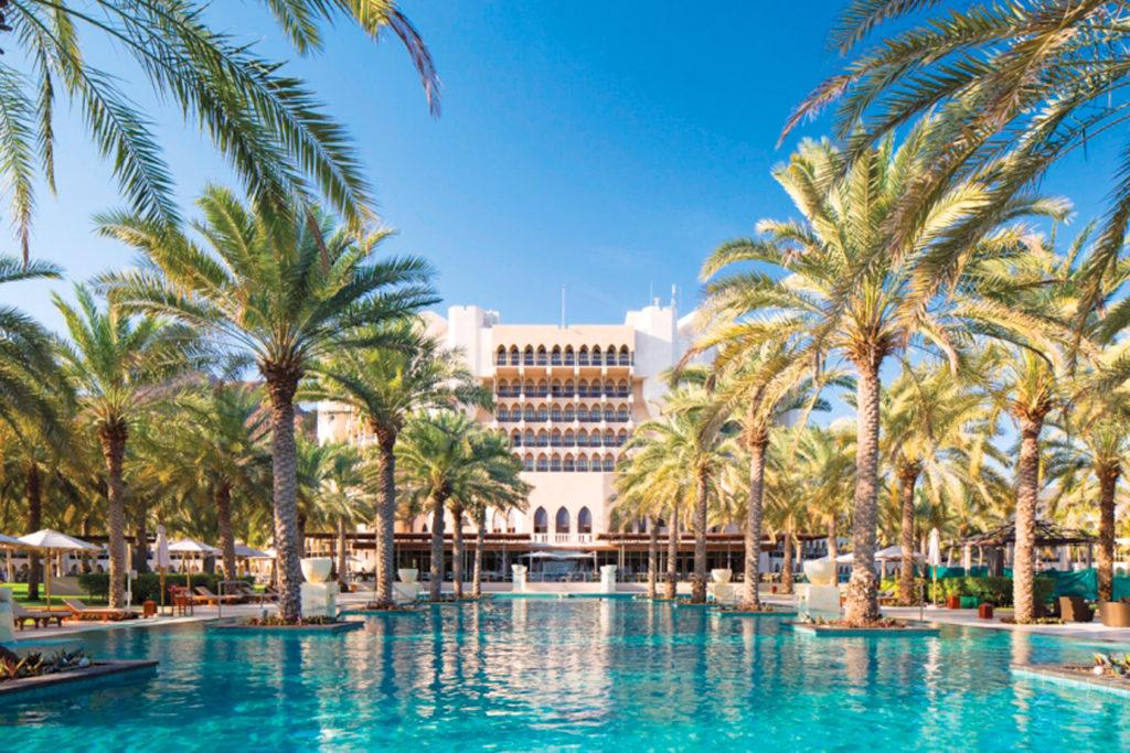 Al Bustan Palace Oman Best Hideaways